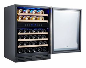 Best Dual-Zone Wine Coolers
